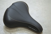 San Marco Bioaktive Venezia Fusion Saddle Black/.Grey PTK