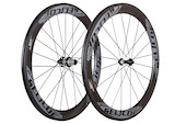 Selcof Delta 11spd 56mm  Carbon Clincher Wheelset, Tubeless Tyre Compatible
