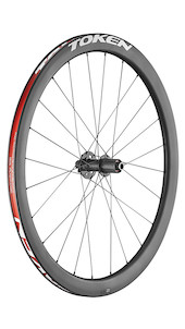 Token Resolute Disc C45D 700c Carbon Wheelset