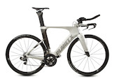 Planet X Exo3 Time Trial Bike SRAM Red Etap Edition Large Silver Shadow