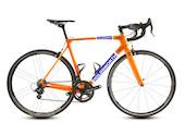 Holdsworth Super Professional Campag Chorus Road Bike / Medium / Team Orange New Frame Used Parts