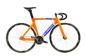 Holdsworth Roi De Velo Carbon Track Bike / 51cm Small / Team Orange