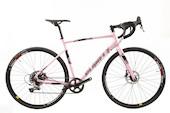 Planet X Full Monty SL SRAM Rival 1 Gravel Bike  Large  Pink
