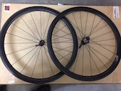 Planet X 40mm Carbon Clincher Wheelset / Shimano 11 Speed / Used