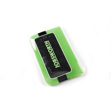 Jobsworth Zip Lock PVC Wallet