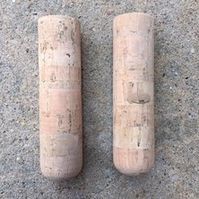 Mieshas Portuguese Tree Cork Grips (Pair) - Normal