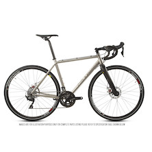 On-One Pickenflick Shimano r7000 Mechanical Disc Cyclocross Bike