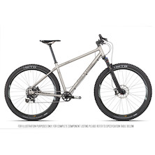 On-One Ti 29er SRAM NX1 Mountain Bike
