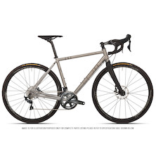 Planet X Hurricane Titanium Shimano Ultegra R8000  Mechanical Vision Metron 40 Disc Endurance Bike