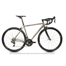 Planet X Spitfire Shimano r7000 Titanium Road Bike