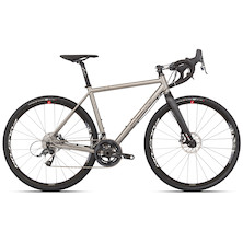 Planet X Tempest Titanium Gravel Road Bike Sram Force 22 HDR 700C Wheel