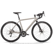 Planet X Tempest V1 Titanium Gravel Road Bike Sram Force 22 HDR 700C Wheel