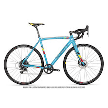 Planet X XLA SRAM Rival 22 Hydraulic Disc Road Bike