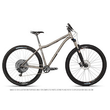 Titus Fireline Evo SRAM GX Eagle Mountain Bike