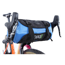 PODSACS Waterproof Handlebar Barrel Bag Blue Inner