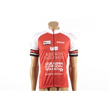 Brewin Dolphin, Leukaemia & Lymphoma Research, London Paris 2011 Short Sleeve Jersey