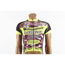 Borgonuovo Milior, Vannucci Piante, Farina Edilizia, Hoppla, CP 85, La Bici Prato Short Sleeve Jersey