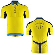 Briko Rocciosa Short Sleeved Polo Jersey