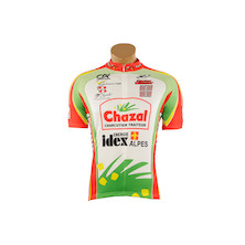 Chambry Cyclisme Comptition Short Sleeve Jersey