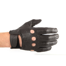 Holdsworth Worthy Leather Full Finger Glove