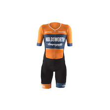 Holdsworth Pro Cycling Professional Short Sleeve Speed Suit