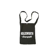Holdsworth Team Edition Black Travel Canvas Tote Bag
