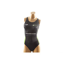 M9 Staff, University of Saint Forioz Womens Swim Suit
