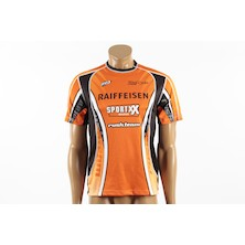 M9, Raiffeisen, Sport XX, Sport Attitude, Rush Team, Hood Cycles Short Sleeve MTB Jersey