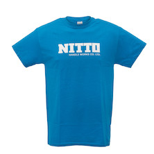 Nitto T-Shirt Blue