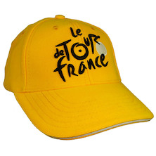 Tour De France Logo Cap