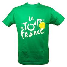 Tour De France TS Logo T Shirt