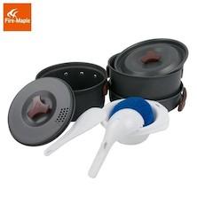 Fire-Maple FMC-202 2-3 Person Lightweight Aluminium Cookware Set