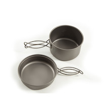 Jobsworth Titanium 800ml Pot Set