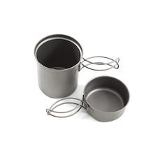 Jobsworth Titanium Pot Set