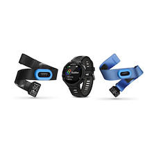 Garmin Forerunner 735XT GPS Watch Tri Bundle