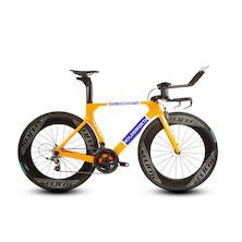Holdsworth TT Sample Bike / Small / Team Orange / SRAM Force 22 / Secof Delta 86