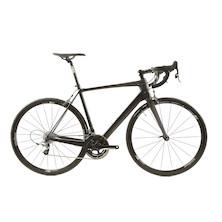 Planet X Sample Road Bike / 54ST 54TT 16HT / Matt Black / Sram Force 22 Mix