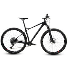 Planet X Sample XC Bike / Medium  / Matt Black / Sram Gx Eagle