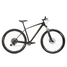 Powerline Sample XC Bike / Large / Matt Black / Sram GX Eagle