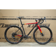 On One Space Chicken / Small / Anthractite And Black / Sram Rival 1 Hydro / Used