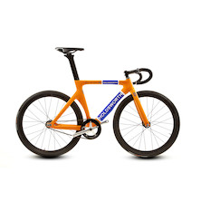 Holdsworth Roi De Velo Carbon Track Bike / 48cm X Small / Team Orange