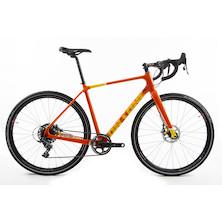 On-One Bish Bash Bosh SRAM Force 1 HRD Adventure Bike - Medium - Seville Orange