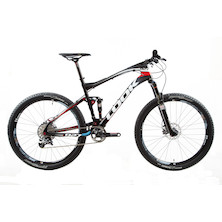 Look 927 Carbon MTB Sram XX1 White and Red