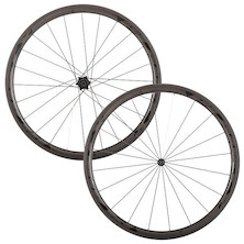 Planet X 35 Carbon Clincher Limited Edition Road Wheelset / Shimano/SRAM 10/11spd (Used - Great Condition)