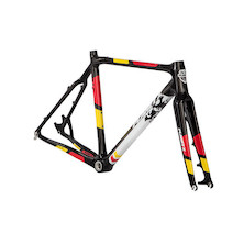 Planet X Pro Carbon XLS Cyclo Cross Fork / Flanders V1 (Steerer Cut To 20.5cm)