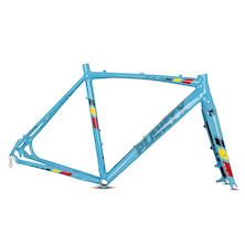 Planet X XLA Alloy Cyclocross Frameset / Small / Belgium Blue (Cosmetic Damage)
