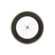 Team Boggo 82mm Deep Section Carbon Tubular Track Or Road Front Wheel