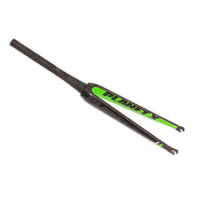 Planet X RT90 Carbon Fork / Carbon And Neon Green (Used)