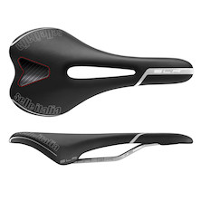Selle Italia SLR Saddle Flow / Ti 316 / Black (Damaged)