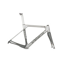 Viner Settanta Bullseye Edition Carbon Road Frame Only / Large  / Platinum 70 /with Wedge